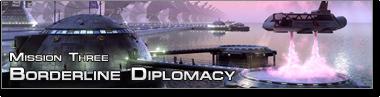 Borderline Diplomacy