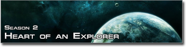 Heart of an Explorer